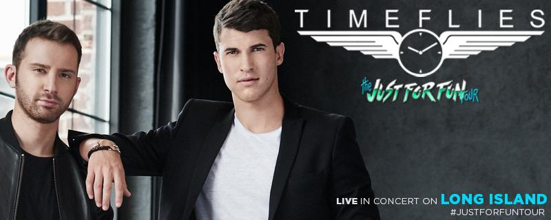 THIS WEEKEND! @Timeflies with special guest @KalinAndMyles are here!! http://t.co/XAK7KRS3g6