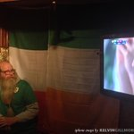 @LeitrimHour My good friend Jr watching the rugby in Stanfords, Dromahair on Sunday #LeitrimHour #Leitrimpics http://t.co/llzjdiR8WT