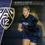 .@UW_WSoccer senior McKenzie Karas has been named @pac12 Defensive Player of the Week. Read: http://t.co/3rfkHDnOD1 http://t.co/987cdrlrYx