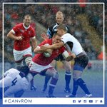 #CANvROM: @rugbyworldcup history was made in Leicester today... http://t.co/nqnXZFk5HB #Can #Rom #RWC2015 http://t.co/oXCy0TLtR2