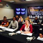 The #StandUp2DV phone bank is now open @wsoctv Call for help: 1-800-842-7268 http://t.co/F2S7BY5Ow6