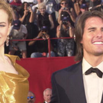 Oh wait: Tom Cruise was at his daughter's wedding. Nicole Kidman wasn't. Scientologists! http://t.co/U4KlIBUJSG http://t.co/Viii4oOCJi