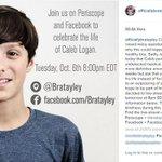 Youtuber que morreu aos 13 anos terá funeral transmitido ao vivo na internet http://t.co/79Ssr1wKf7 http://t.co/MIErpseFOr
