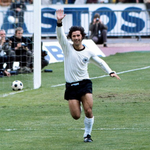 Our thoughts are with Germany and Bayern legend Gerd Muller who is being treated for Alzheimer's. http://t.co/oLUIOX1nSt