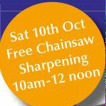 Get your free chainsaw health check this Saturday in our store in Briar Hill Galway http://t.co/80dRfCtwmO
