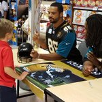 A busy day in the community for your #Jaguars continues today, with some players making an appearance at @Publix. http://t.co/cXdOhfWPvc