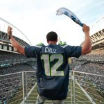12 Flag raiser @ncboomstick23 got @CenturyLink_Fld LOUDER before yesterdays kickoff! ????s [http://t.co/sVPOU15lZ6] http://t.co/S5rFY2EyBy
