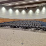 The new John Oliver Auditorium at the new #Oakville hospital looks pretty nice. http://t.co/ychPuLRl1Z