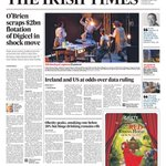 Heres the front page of Wednesdays @IrishTimes http://t.co/ywoLkgI6x6