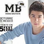 #Bautisters quién irá a acompañar este galanazo? @mariobautista_  en #15Fest http://t.co/twEujoPA1O
