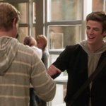 B4 he became #TheFlash @grantgust was Teddy Montgomerys douchy boarding school pal on 90210. #TheFlash tonight at 8 http://t.co/6ppRtn6hRg