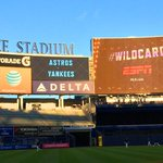 The #WildCard scene is set. #ChaseFor28 http://t.co/ax0lQKhIbc