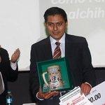 Felicidades a Felipe @mecinas por el @PremioCuamoc al #periodismo #Puebla @Centrolinemx http://t.co/oJYzU495dH