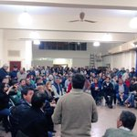 Reunión del peronismo Marplatense La Victoria de Scioli es la Victoria de Mar del Plata @ManinoIriart @BalutTarifa http://t.co/qD3w8NNo2B
