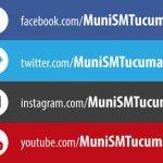 MuniSMTucuman: Visitá nuestras #RedesSociales y conocé todas las novedades de la Municipalidad capitalina #SuMaTe http://t.co/PZ5PT1ocL2