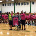 Overland Volleyball raised over $700 in 2 days for cancer research. They are supporting the Dorean Katz Memorial http://t.co/pnREGDZlYf