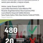 La diputada federal del distrito 26 de #Toluca @LauraMitziDip hoy no fue a trabajar. ¿Le descontamos el día? http://t.co/ayPevJhbrT