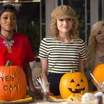 Mrs. Bean would be proud of those pumpkins! #ScreamQueens ❤️???? http://t.co/tv84dN2e0W