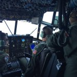Photo taken by @HeatherFCN on board Coast Guard plane searching for El Faro today. Her exclusively report @FCN2go http://t.co/dGlx2WieMz