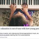 What's the best way to #learn #music? #musiced #education #artsed @guardian @RoyalPhilSoc http://t.co/EcKu5fIbFp http://t.co/3gxxoAqNio