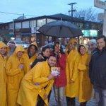 Llueve? En Pinamar no paramos #Cambiemos http://t.co/6LgyP3P3Yd