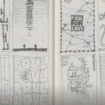A look inside the notebooks of graphic-design legend Michael Bierut http://t.co/kLrkuccPcE