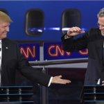 Bush: Trump is evolving his views toward the right place http://t.co/35NhuZ0ode | AP Photo http://t.co/4rPcHAGOXm