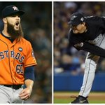 Dallas Keuchel is first starter with a scoreless postseason start on 3 days rest since Josh Beckett in 2003. http://t.co/AEfgek0u2F