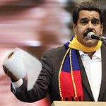 Scioli dice continuar y profundizar el Modelo, el mismo de Venezuela. Recuerden que ahí ni papel higiénico tienen. http://t.co/sQoAuHHud3