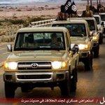 أمريكا تسأل ؛ كيف تحصل داعش على عربات تويوتا الجديدة !؟ http://t.co/AXw59Dt09M