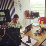 IG Update from @DirekJoey: MY BEBE LOVE DAY 7: Alden back to work #ALDUBTogetherAgain http://t.co/6wTCZpnDbW