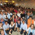 .@JesusGilesC y Martha Erika Alonso se reunieron con panistas de San Andrés Cholula #PANGanador http://t.co/P7MVR8ZYUi