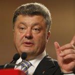 Порошенко не считает перемирие в Донбассе «концом войны» https://t.co/6cooS4esdQ http://t.co/qlpoHBofNO никто не сомневался