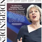 Great front page response from @Independent to UK Home Secretarys hate-mongering speech http://t.co/pIfJTi0wAm http://t.co/bzZnE0EgBm