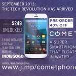 The #AMERICAN TECH #REVOLUTION is here:  http://t.co/2eUKCjbQHx ! First floating Smartphone ever! #WoW ! No #GiveAway http://t.co/vEgmEONO3W
