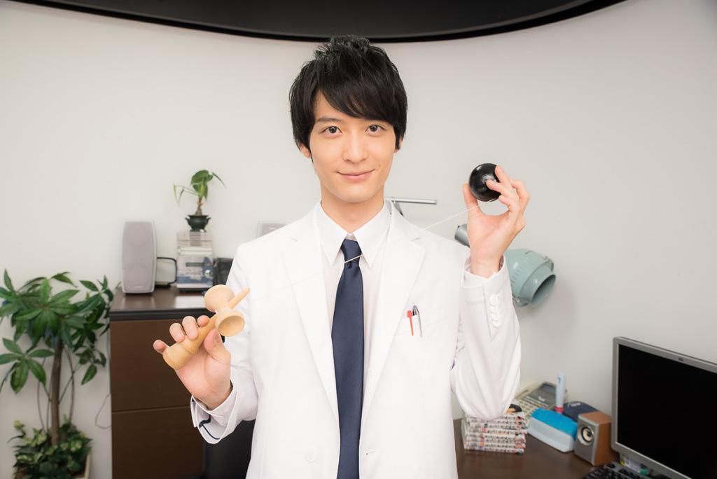昨日更新のヤング ハート・ジャックKarte 1では梅原さんが けん玉に挑戦!是非チェックしてくださいね。#anime_