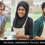 Todays timeline will mostly contain the words BAKE OFF FINAL RT to accept #GBBO #GBBOFinal http://t.co/Y2fEoUyQlL