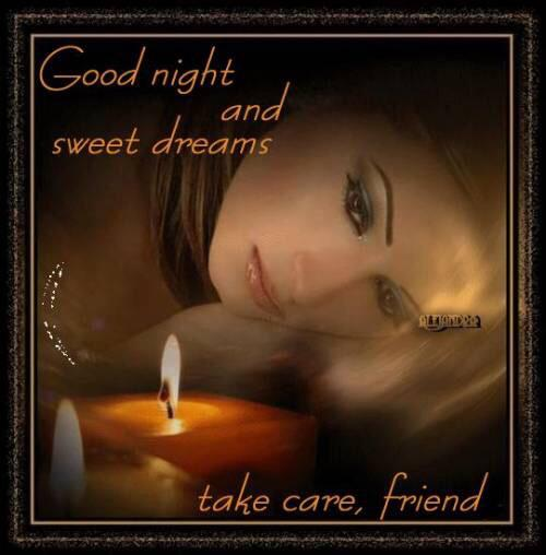 Goodnight My Special Friend