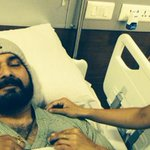 Down but Not Out: Tweets @sherryontopp from hospital http://t.co/KeXnhpwpZo http://t.co/1vv5wcXa32