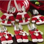 6PCS Merry Sweet Christmas Decoration Santa Silverware Holders Pockets Dinner Table Decor  https://t.co/NF09aSOE3t http://t.co/g6cWoyUFQd