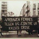Ce 7 octobre, les femmes marcheront contre les mesures socioéconomiques du gouvernement fédéral #chômage #pensions.. http://t.co/9BLlCRcn0P