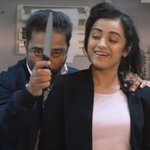 RT @aruntrish: #ulaganayagan & @trishtrashers - Neeye unakku raja song making @RajeshMSelva
