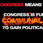 #CongressMeansRiots Congress is fuelling communal fire to gain political pace. http://t.co/JpsFvWep91
