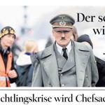 Text-Bild-Schere des Tages stammt heute von @tagesspiegel. http://t.co/4GMvZW7Hfe