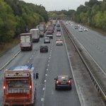 Lane closure following four-vehicle crash on M53 http://t.co/yriGxLhj0c http://t.co/3rynByXOwZ