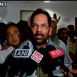 Hate politics can only be countered with unity and prosperity-Mukhtar Abbas Naqvi after meeting Muslim leaders http://t.co/BsrTQXoJxU