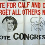 Congress who arguing over Beef Ban, In 1967 used to ask for Votes in the name of Cow Protection #CongressMeansRiots http://t.co/waA3If5QdD