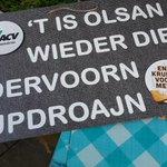 #ACV West-Vlaanderen zit er boenk op. #genoeg #doedemiljonairstaks http://t.co/jPRMmdGdE5
