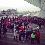 Les #Liégeois se mobilisent pour la manifestation du #7oct. Rendez-vous à 11h gare du Nord à Bruxelles. http://t.co/24hzauIpeF