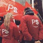 Tous ensemble pour des solutions plus juste! Le PS se mobilise avec les travailleurs #manif7oct #PSsolidaire http://t.co/6mjUWEODV9